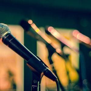 Dynamic Microphones